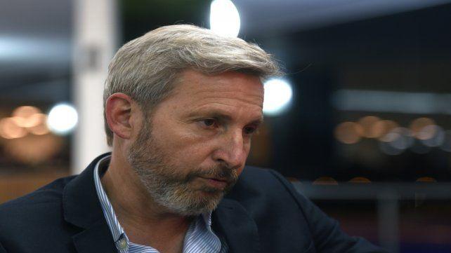 Rogelio Frigerio dijo que hay diálogo abierto con el equipo de Fernández.