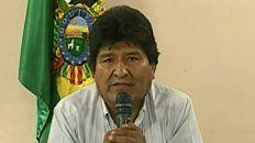 evo morales renuncio a la presidencia de bolivia