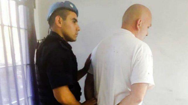 El atacante fue detenido por la policía bonaerense.