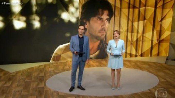 El informe sobre el caso de Juan Darthés en la TV brasileña