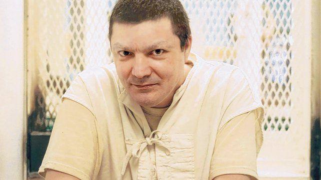 Sentenciado. A Saldaño se lo condenó por el homicidio de un vendedor de computadoras en 1995.