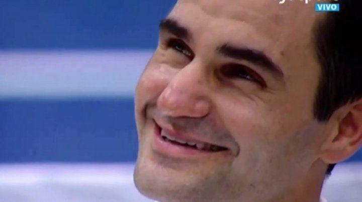 El mensaje de Maradona que emocionó a Federer