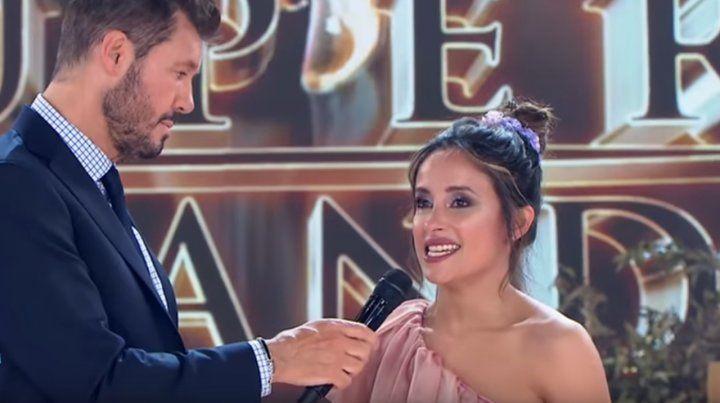 Pampita hizo llorar a Lourdes Sánchez que volvió al Súper Bailando