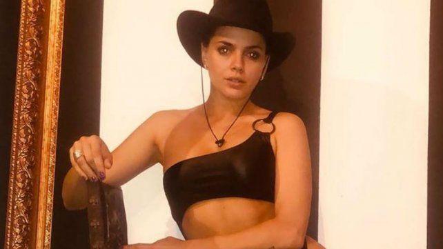 Natalie Pérez se mostró muy sensual en Instagram.