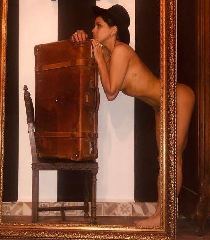 El desnudo total de Natalie Pérez en Instagram copy