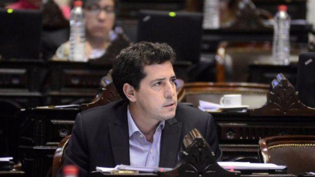 Eduardo Wadio De Pedro estará al frente del Ministerio del Interior.