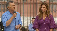 Macri; Fernández va a encontrar una oposición constructiva