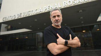 ministro. Marcelo Saín tendrá a su cargo un área sensible y prioritaria para el gobernador Perotti.