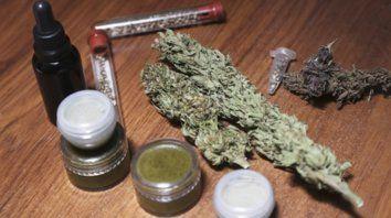 Opción. El cannabis medicinal se utiliza como alternativa a terapias que abordan distintas patologías.