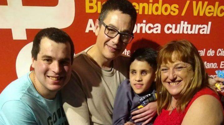 El emotivo video de Aaron, el chico ciego de nacimiento que empieza ver