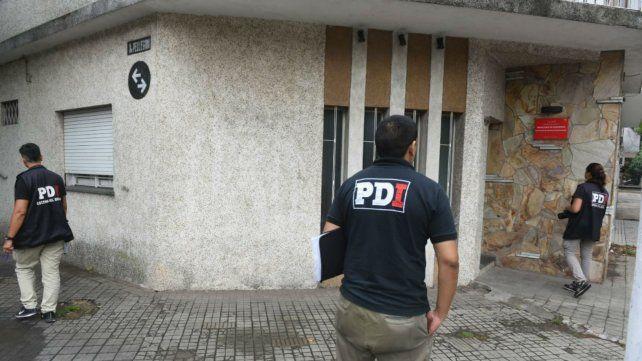 La Secretaría de Asuntos Penitenciarios fue atada esta mañana.
