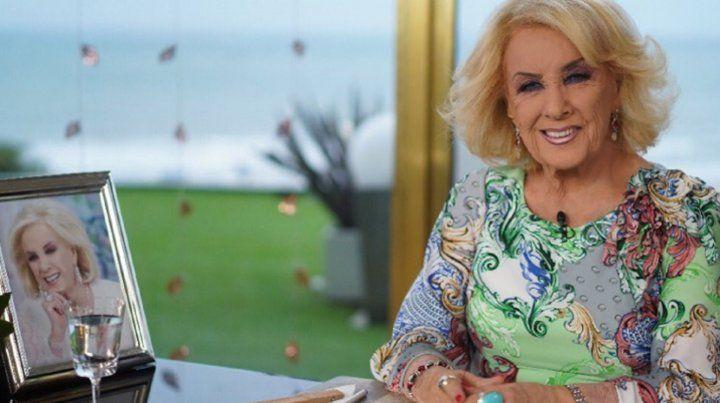 Mirtha Legrand reveló por qué no hace su programa en Mar del Plata