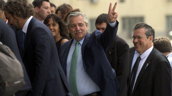 Alberto Fernández: Hemos logrado tranquilizar la economía