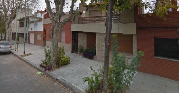 La vivienda de Villa Devoto donde hallaron asesinada a golpes Inés Adriana Caruso