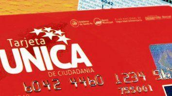 incertidumbre. La tarjeta fue implementada por las autoridades provinciales anteriores.