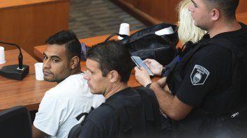Maximiliano Cachete Díaz, procesado por el homicidio en el casino.