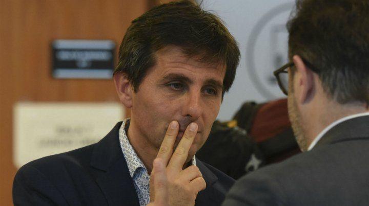 El fiscal de homicidios Luis Schiappa Pietra.