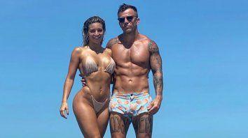 Sol Pérez quiere que su novio publique fotos desnudo en las redes