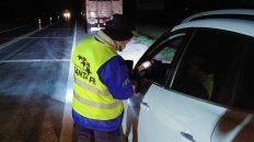 Observados. Los conductores que recorran las rutas podrán ser controlados cualquier día de la semana.
