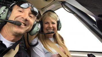El piloto de 50 años de origen armenio fue catalogado como una persona y piloto increíble por Margaret Bray, una pasajera habitual de sus vuelos.