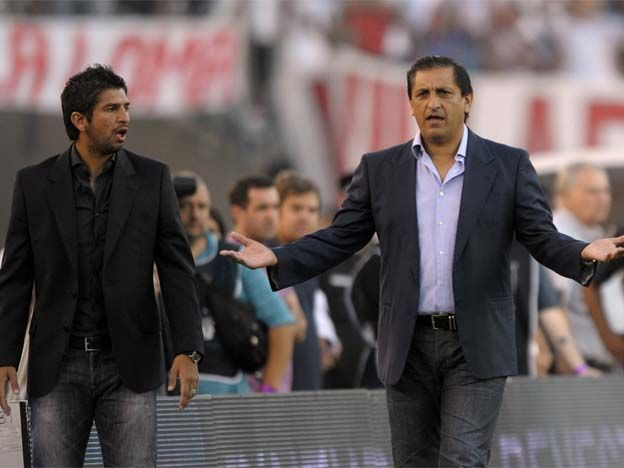 Ramón quiere que llegue la habilitación de Teo. Foto: Télam/ Archivo