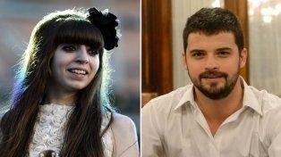 Florencia Kirchner se separó de Camilo Vaca Narvaja