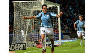 Mauro Obolo le anotó un gol a Colón que significó la clasificación del Pirata para la Copa Sudamericana.