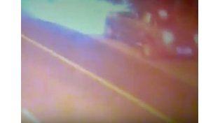 Así fue el ataque de los prófugos del triple crimen a dos policías en Ranchos