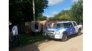Secuestran armas y detienen a dos personas en un allanamiento en Santo Tomé