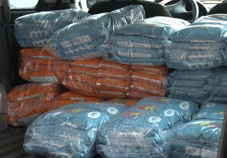 UNL envía 10.000 raciones de alimentos a Concordia