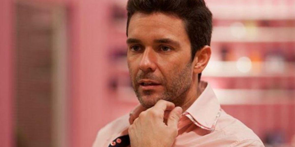 ¿Qué dijo Mariano Martínez cuando le preguntaron por su ex mujer?