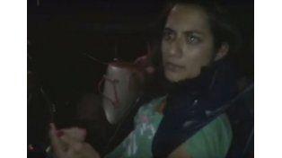 Borracha atropella a un motociclista y su defensa revoluciona México