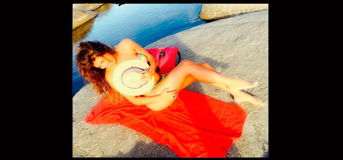 Loly Antoniale calienta Instagram con sexys fotos en bikini