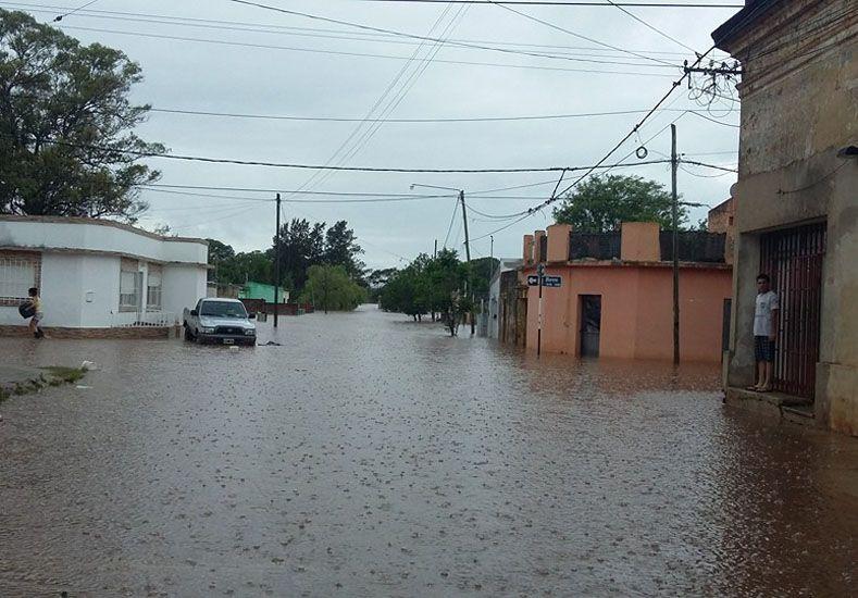 Inundaciones en el Litoral: Cáritas recibe donaciones en dinero para ayudar a los damnificados