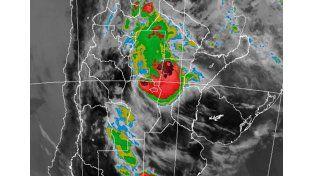 Imagen de radar/ SMN