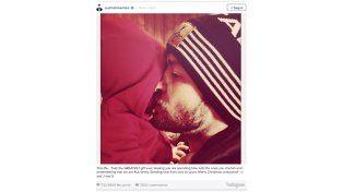 La foto de Justin que derritió las redes