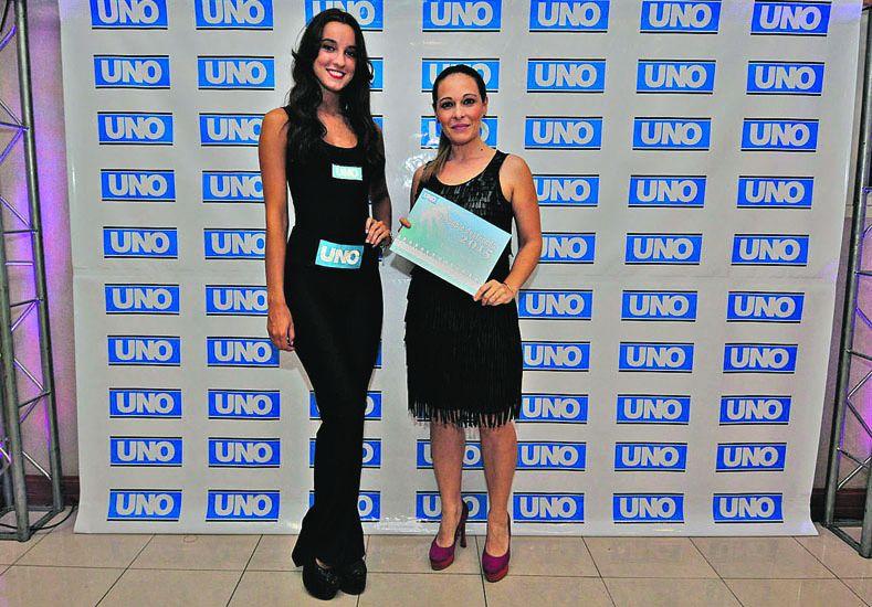 Referente. Luciana Tourné participó del evento del matutino en representación de los 50 artistas que participaron de Espíritu Traidor. / José Busiemi.