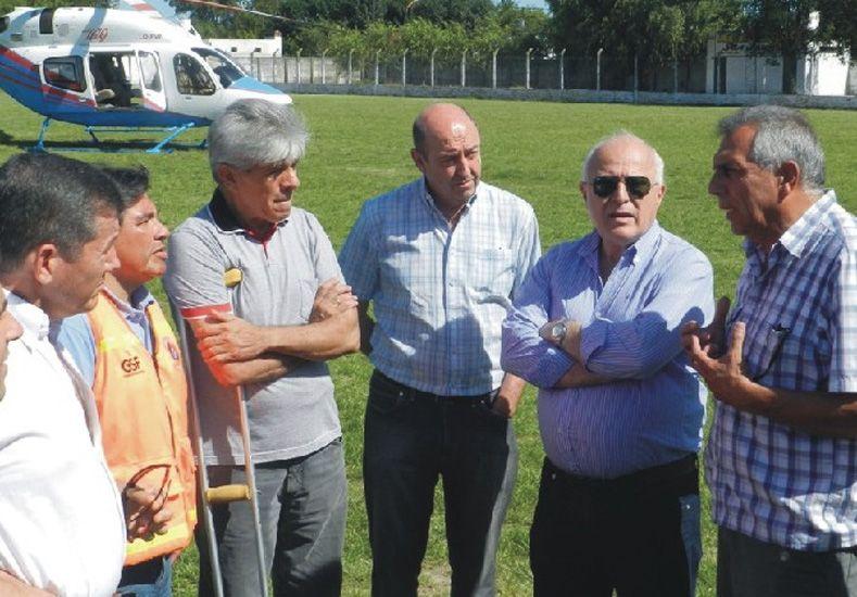 Foto: San Javier en Reflejos