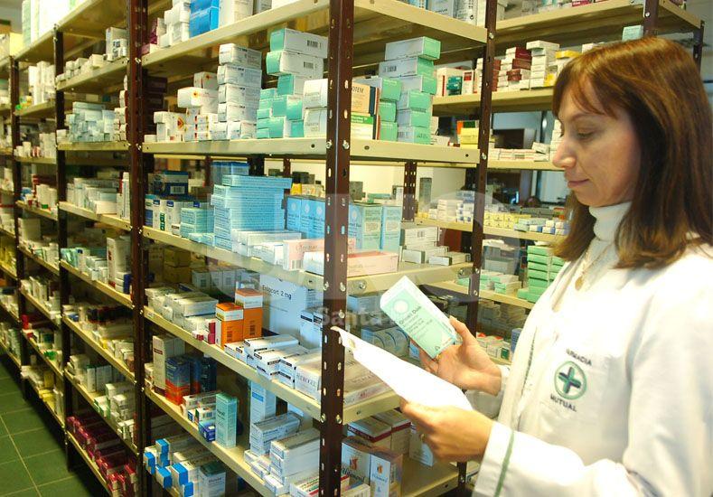 Acuerdo. El 17 de diciembre algunos laboratorios nacionales se comprometieron a bajar los precios.UNO de Santa Fe/José Busiemi