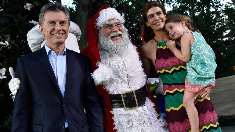 Macri llegó a Neuquén para pasar el año nuevo con su familia