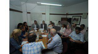 Diálogo. Algunos legisladores dijeron que la provincia debería sentarse a discutir el tema con Nación / Foto: José Busiemi - Uno Santa Fe