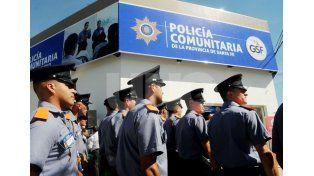 Aclaración. Pereira dijo que la intención es que toda la policía trabaje de manera integrada. UNO de Santa Fe/Manuel Testi