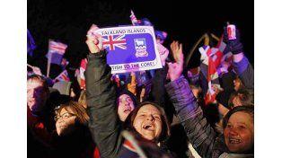 Las Falklands han sido las Falklands antes de que la Argentina fuera un país