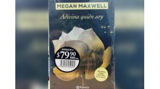 Este miércoles pedí opcional Megan Maxwell