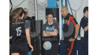 Lorena Góngora se mostró confiada respecto al inicio del triangular