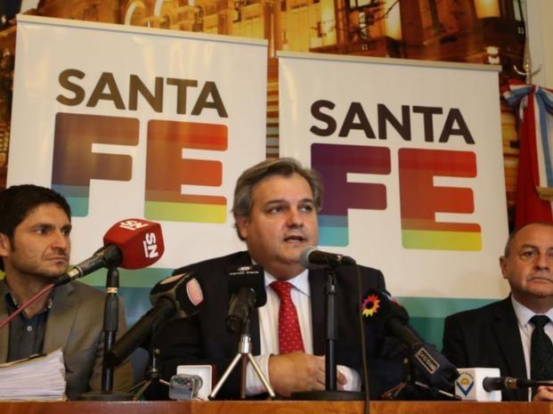 Se envió a la Legislatura el pliego que propone a Bruschi como jefe de Policía de Santa Fe
