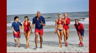 Hay equipo: está la primera imagen de Baywatch