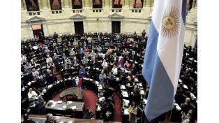 Definición. Este miércoles se sabrá si Diputados aprueba la ley y pone a Macri en la difícil situación de tener que vetarla / Foto: Telam