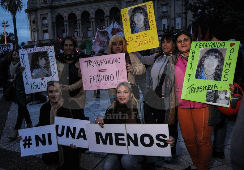 #NiUnaMenos, el grito que volvió a llenar la Plaza 25 de Mayo