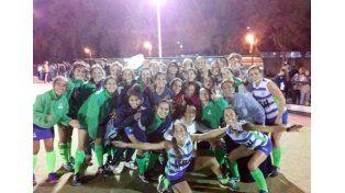 Las chicas de Banco Provincial tuvieron temple de acero para sumar una importante victoria frente a La Salle.